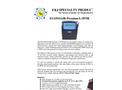 F&J ECONOAIR - Model L-5PTR Premium Personal Air Sampler - Brochure