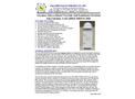 F&J - Model GAS-60810-MHVE-HSI - Global Mega High Volume Air Sampling System - Brochure
