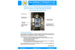 F&J - Model DF-HKUPG-BL Digital Flow Meter Kit for Brushless Analog High Volume TSP Air Samplers - Brochure