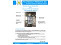 F&J - Model DF-HKUPG-PUF - Digital Flow Meter Kit for Analog PUF Air Samplers - Brochure