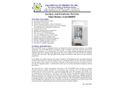 F&J - Model GAS-604DT - Global Air Sampling System - Brochure
