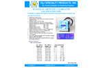 F&J - Econocal Air Flow Calibrator for Air Samplers - Brochure