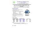 F&J - Benchtop Digital Calibrator for Air Samplers - Brochure