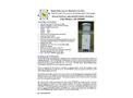 F&J - Model DF-PM10D - Digital High Volume Air Monitoring System - Brochure