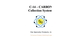 F&J - Carbon-14 Collection Systems - Catalog