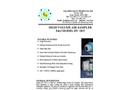 F&J - Model HV-1RT - High Volume Air Sampler - Brochure