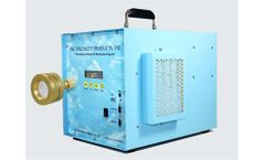 F&J - Model GAS-EDL-300W-HT - Elite Digital Light (EDL) Global Air Sampling System (100 - 120 VAC)