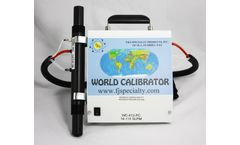 F&J - Model Displayless Version - World Calibrator PC Interfaceable