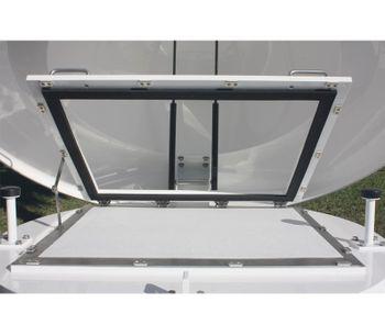 CTBTO Ultra High Volume Air Sampler-4