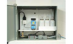 F&J - Model C14CS-3000E - Tritium Collection System (220V)