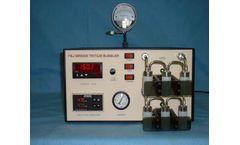 F&J - Model MRB500C14E - Carbon Bubbler Collection System