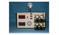 F&J - Model MRB500H3E - Tritium Bubbler Collection System