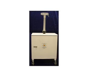 F&J - Model DF-804DT-30 - Enzyme Dust Sampler with Casters