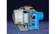 F&J - Model HV-1RT (100 - 120 VAC) - High Volume Air Sampler