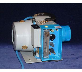 F&J - Model HV-1RT (100 - 120 VAC) - High Volume Air Sampler