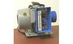 F&J - Model HV-1T (100 - 120 VAC) - High Volume Air Sampler