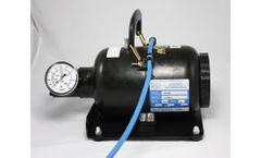 F&J - Model T9400 and T9400E - Thermally Protected High Volume Air Sampler