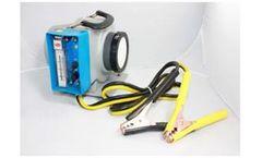 F&J - Model HV1SBC (100 - 120 VAC) - High Volume Air Sampler