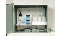 F&J - Model C14CS-3000 - Carbon 14 Collection System