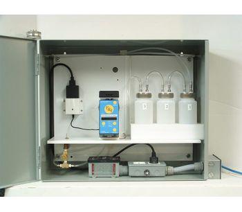 F&J - Model C14CS-3000E - Carbon 14 Collection System
