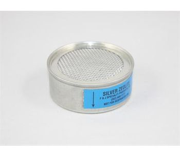 F&J - Model AGZM35 - Silver Zeolite Adsorbent Cartridge
