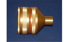 F&J - Model FJ-46 - Open-Face Aluminum Filter Holder