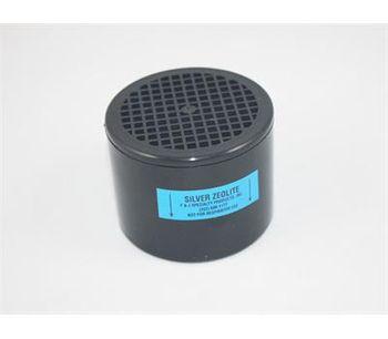 F&J - Model AGZ3.258 - Silver Zeolite Adsorbent Cartridge