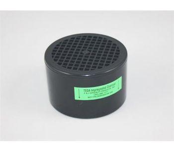 F&J - Model TE23.2 - TEDA Impregnated Charcoal Filter