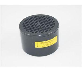 F&J - Model TE33.2 - TEDA Impregnated Charcoal Filter