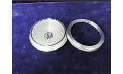 F&J - Model FJ-130SS - Open-Face Stainless Steel Filter Holder