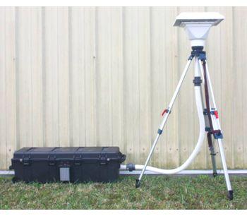 Model DF-ERHV-DTE - Emergency Response Mobile High Volume Air Sampling System