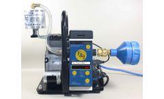 Model DF-118E-RP - Portable Low Volume Air Sampler