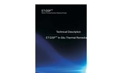 ET-DSP Process Description Brochure