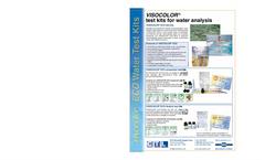 Environmental Test Kits Flyer