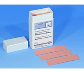 Aluminum Test Paper (#90721)