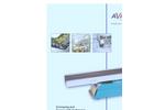 AViTEQ - Model KF - Compact Feeder Drive Brochure