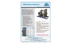 PRM - Moisture Separators Brochure