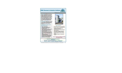 PRM - Thermal & Catalytic Oxidizers Brochure