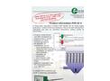 Model PFM 02 V - Dust Measuring Device Brochure