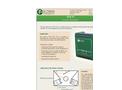 Model FDS 15 - Fine Dust Sensor- Brochure