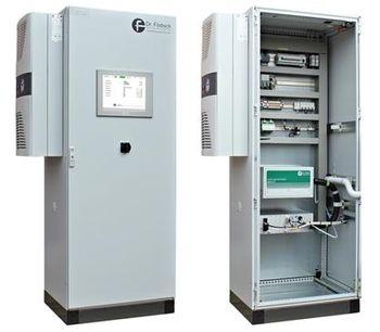 MCA 10 - Hot/wet multi component analyser
