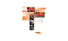TIGER Series Vertical Chopping Mixing Wagons - Brochure