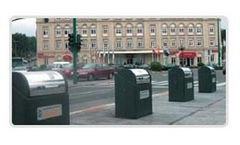 Equinord - Model TYPE CLT - Waste Containers