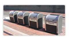 Equinord - Model TyPe H - Waste Containers