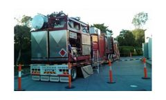 Multiphase Extraction Truck