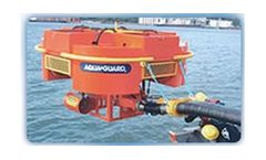 Model Aquaguard - Oil Spill Response Equipment