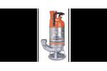 Sub-Prime - Model GSL30/GSL35 - Electric Submersible Sludge Pumps