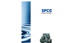 Model NDS - Single Stage Double Suction Split Casing Centrifugal Pump -