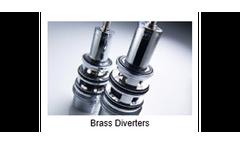 Brass Diverters