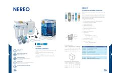 Nereo - Model RO-0206-12/22 - 5-Stage Reverse Osmosis System - Brochure